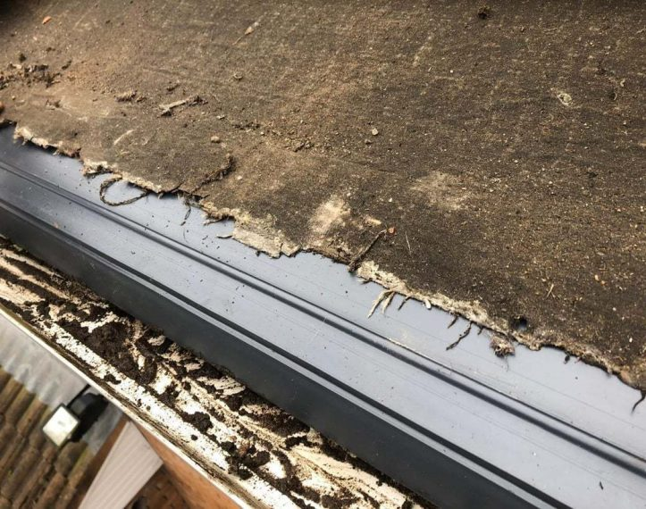 Gutter Repairs North Manchester